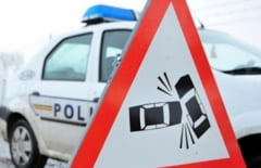 Accident rutier la Fetesti