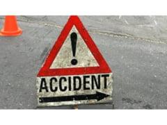 Accident rutier la Vanatori