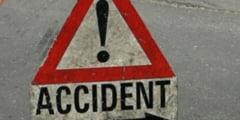 Accident rutier langa Albesti