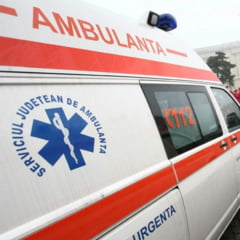 Accident rutier pe DN1 la Campina. Patru persoane au fost RANITE