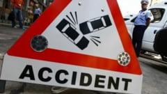 Accident rutier produs pe fondul neacordarii prioritatii de trecere