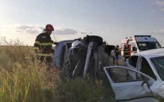 Accident teribil, cu patru persoane decedate
