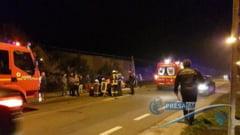 Accident teribil in municipiul Satu Mare cu victime din Salaj