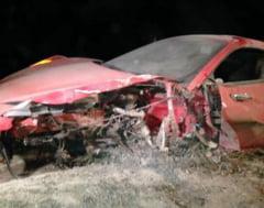 Accident teribil produs de un fotbalist de top: A condus beat si a fost arestat