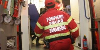 Accident tragic in Gheorgheni: O fetita de 7 ani a murit dupa ce a cazut in paraul Belchia