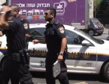 Accident tragic pe o autostrada de langa Ierusalim: Sunt zeci de victime