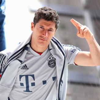 Accidentare grava pentru Robert Lewandowski. Cat va lipsi atacantul polonez de la Bayern Munchen