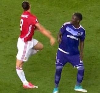 Accidentare ingrozitoare pentru Ibrahimovic: Cat timp va lipsi de pe teren