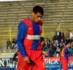 Accidentari pe banda la Steaua