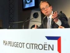 Accidentata de criza, Peugeot Citroen concediaza 2.700 de oameni