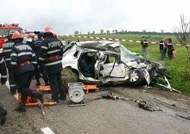 Accidente grave pe soselele Romaniei: 5 morti si 26 de raniti intr-o zi