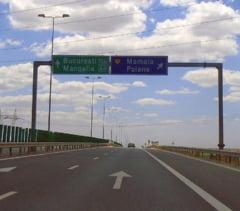 Accidente in lant pe Autostrada Soarelui, din cauza poleiului, cu 17 masini implicate. UPDATE: A fost demarata o ancheta
