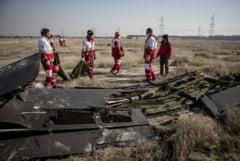 Accidentul aviatic cu 176 de morti din Iran. Aviatia Civila pune tragedia pe seama unei erori umane