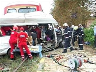 Accidentul feroviar de la Scanteia, soldat cu 14 morti - primele condamnari