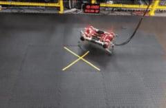 Acesta e robotul care a invatat singur sa mearga!
