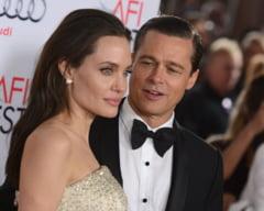 Acesta sa fie motivul divortului cuplului Brangelina? Brad Pitt ar fi anchetat pentru abuz