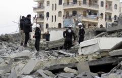 Acord intre Rusia, Turcia si Iran pentru armistitiul din Siria
