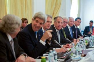 Acord istoric pe dosarul nuclear iranian (Video)