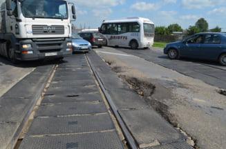 Acord pentru reparatii capitale la trecerea de cale ferata inspre Iasi