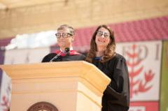 Acordul dintre Melinda French Gates si Bill Gates privind conducerea fundatiei ce le poarta numele