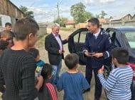 Actiune a politistilor in Scheia. 94 de persoane au fost legitimate