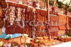 Actiune de verificare a comertului cu carne, produse din carne, legume si fructe