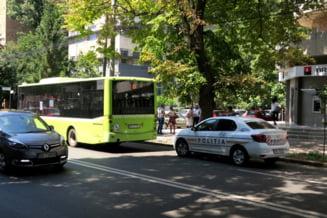Actiuni de control in mijloacele de transport: 9 pasageri prinsi fara masca
