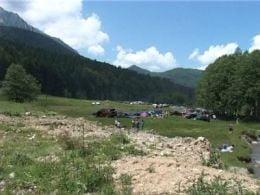 Actiuni de ecologizare in munti
