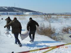 Actiuni de hranire a pasarilor din Delta Dunarii