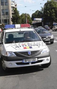 Actiuni desfasurate in weekend de politisti