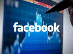 Actiunile Facebook au crescut cu 2,56% la primele tranzactii din Romania