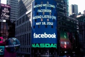 Actiunile Facebook continua sa scada