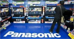 Actiunile Panasonic, la cel mai scazut nivel din 1975