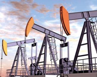 Actiunile zonei euro cresc pretul petrolului