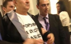 ActiveWatch condamna evacuarea lui Ioan Ghise de la Cotroceni