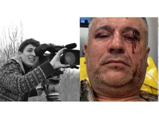 Activisti Greenpeace, batuti intr-o padure din Suceava