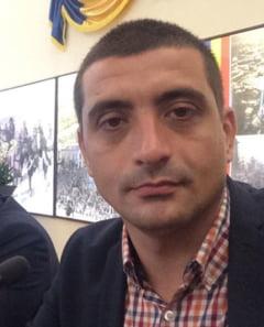 Activistul unionist roman George Simion, retinut si expulzat din Republica Moldova (Video)