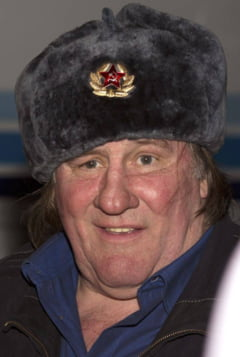Actorul Gerard Depardieu, mandru ca e rus (Video)