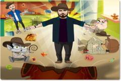 Actorul de stand-up comedy Micutzu, in echipa Vlad Cazino!