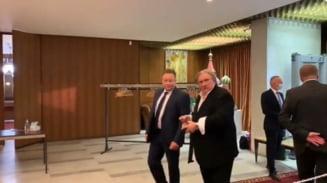 Actorul francez Gerard Depardieu, un apropiat a lui Vladimir Putin, a votat la alegerile parlamentare din Rusia VIDEO