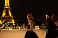 """Actrița principală a serialului """"Emily în Paris"""" s-a căsătorit! Imagini spectaculoase în rochie de mireasă FOTO"""