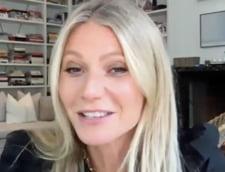 """Actrita Gwyneth Paltrow a pozat in """"costumul Evei"""" la 48 de ani. Fiica Apple, singura care si-a criticat mama"""