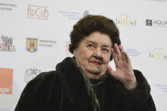 Actrita Tamara Buciuceanu, in stare critica. Este intubata si ventilata mecanic