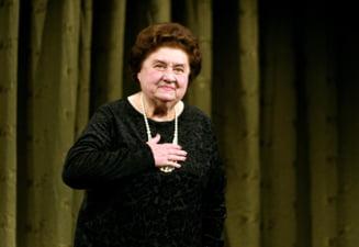 Actrita Tamara Buciuceanu a murit