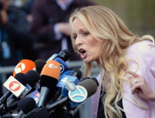 Actrita de filme porno Stormy Daniels l-a dat in judecata pe Donald Trump