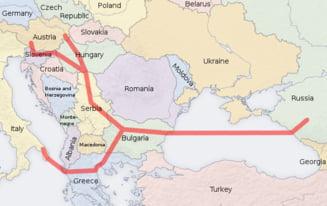 Acuzatii grave ale Rusiei: UE a santajat Bulgaria sa opreasca lucrarile la South Stream