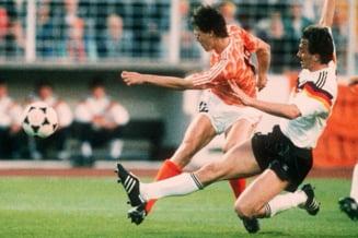 Acuzatii grave facute de marele Van Basten. Cine nu l-a dorit pe Cruyff selectioner si cum a pierdut Olanda Mondialul din 1990