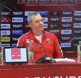 Acuzatii grave la Dinamo: Comision de 100 de mii de euro pentru fiica antrenorului!