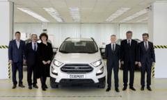Adaptarea eco-tehnologiilor Ford la cerintele noului model EcoSport