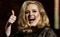 Adele, lectie dura pentru paparazzi